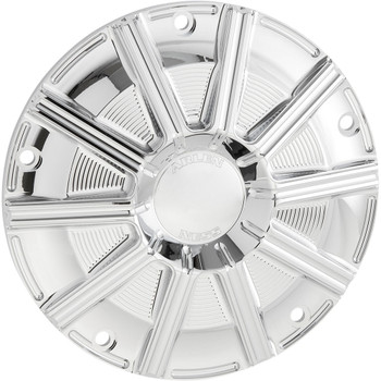 Arlen Ness 10-Gauge Derby Cover for 2016-2020 Harley Touring - Chrome