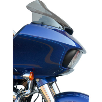 "Klock Werks 14"" Sport Flare Windshield for 2015-2020 Harley Road Glide - Tint"