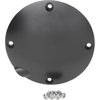 Drag Specialties Derby Cover for 1994-2003 Harley Sportster - Satin Black