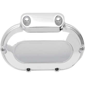 Drag Specialties Transmission Side Cover for Harley Twin Cam #37116‑06 - Chrome