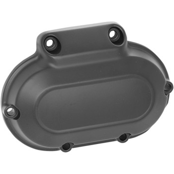 Drag Specialties Transmission Side Cover for Harley Twin Cam - Satin Black