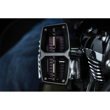 Kuryakyn Hypercharger ES for 1999-2017 Harley Twin Cam Electronic Throttle - Chrome