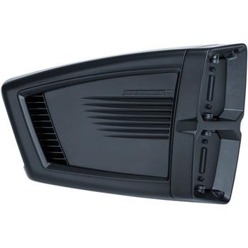Kuryakyn Hypercharger ES for 1999-2017 Harley Twin Cam Electronic Throttle - Black