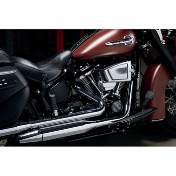 Kuryakyn Hypercharger ES for 2018-2020 Harley Softails - Chrome