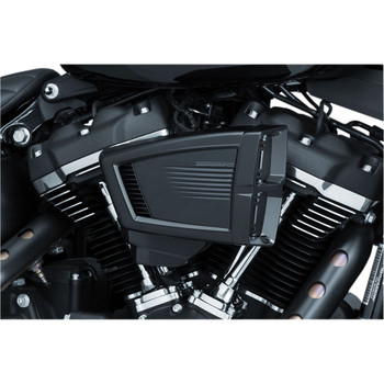 Kuryakyn Hypercharger ES for 2018-2020 Harley Softails - Black