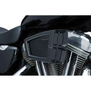 Kuryakyn Hypercharger ES for 2007-2020 Harley Sportster - Black
