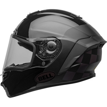 Bell Star DLX w/ MIPS Helmet - Lux Checkers Black/Rootbeer