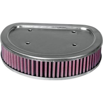 """K&N High Flow Repl. Air Filter for 1999-2001 Harley 88"""" Twin Cam Repl. OEM#29462-99"""