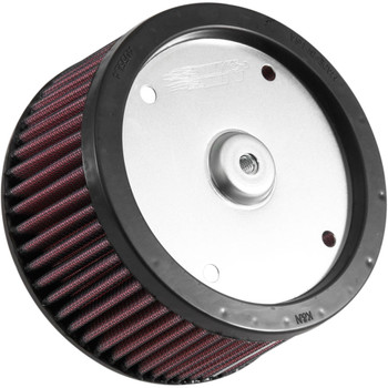 K&N High Flow Repl. Air Filter for 2014-16 Harley Touring/2016-17 Softail Screamin' Eagle Throttle - OEM#29413-08