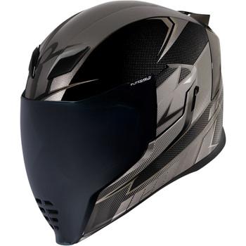 Icon Airflite Helmet - Black Ultrabolt