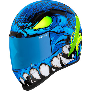 Icon Airform Helmet - Blue Manik'r