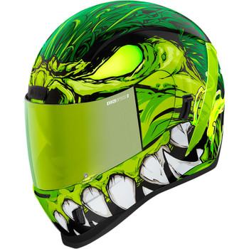 Icon Airform Helmet - Green Manik'r