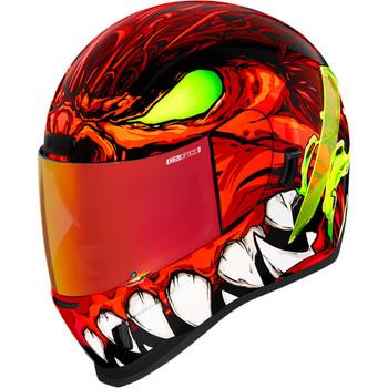 Icon Airform Helmet - Red Manik'r