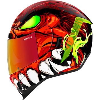 Icon Airform Helmet - Red Manik'r (