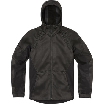 Icon Synthhawk Jacket - Black