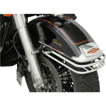Drag Specialties Front Fender Rails for 1984-2013 Harley Touring