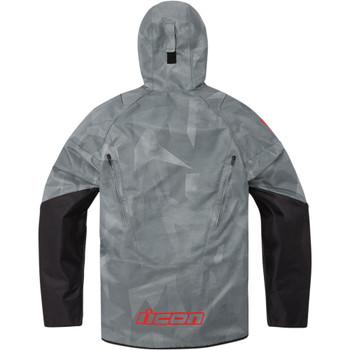 Icon Airform Battlescar Jacket - Gray