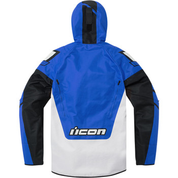 Icon Airform Retro Jacket - Blue