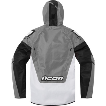 Icon Airform Retro Jacket - Gray