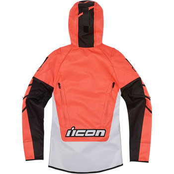Icon Womens Airform Retro Jacket - Pink