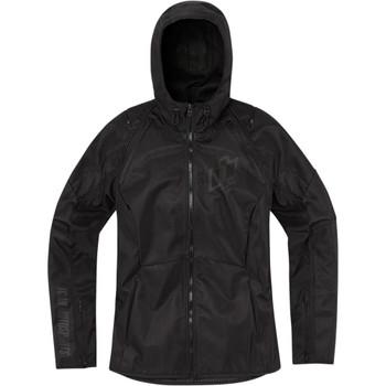 Icon Womens Airform Jacket - Black
