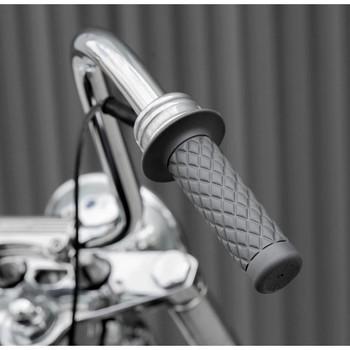 Biltwell Thruster TPV Grips - Gray