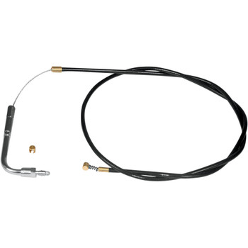"S&S Replacement Throttle Cable - 39""- 48"" Length"