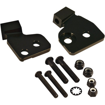 Powermadd Star Series Mount Kit for 2017-2020 Harley Touring Hydraulic Clutch