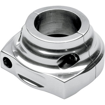 Performance Machine Throttle Housing for Harley Single Cable - Chrome