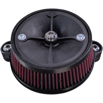 S&S Stealth Air Cleaner Kit for 2017-2020 Harley M8 - No Cover