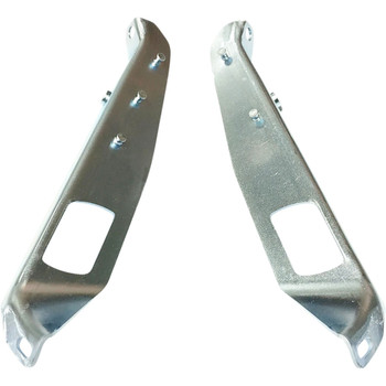 Drag Specialties Heavy Duty Inner Fairing Support Brackets for 1996-2013 Harley Touring