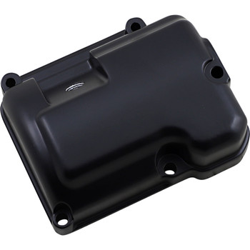 Drag Specialties Black Transmission Top Cover for 1998-2006 Harley Touring