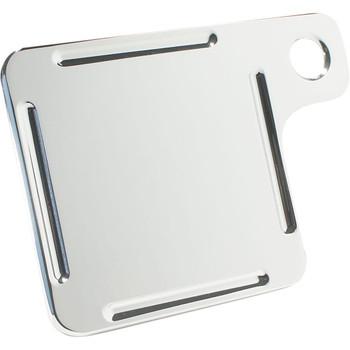 Joker Machine Inspection Tag Plate - Chrome