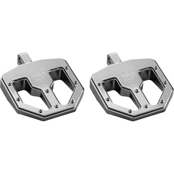 Pro One BMX V1 Foot Pegs for Harley - Chrome