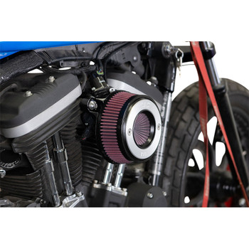 S&S Stealth Air Stinger Air Cleaner Kit for 2007-2020 Harley Sportster - S&S Ring Cover