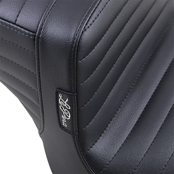 LePera Tailwhip Seat for 2010-2020 Harley Sportster - Pleated