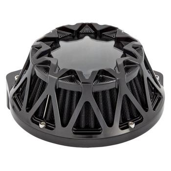 Arlen Ness Method Air Cleaner for 1991-2020 Harley Sportster - Gloss Black