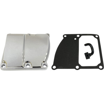 Drag Specialties Transmission Top Cover for Harley M8 - Chrome