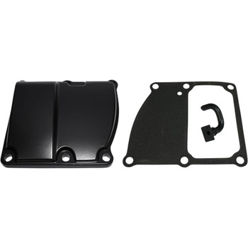Drag Specialties Transmission Top Cover for Harley M8 - Black