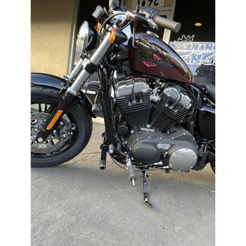 Bung King Sky Scraper Highway Peg Crash Bar for Harley Sportster
