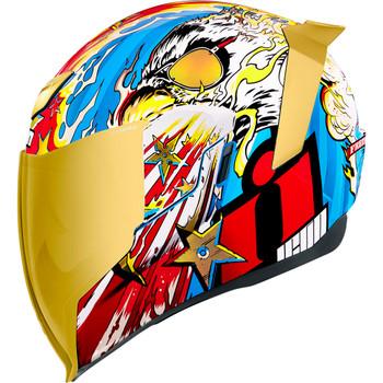 Icon Airflite Helmet - Freedom Spitter