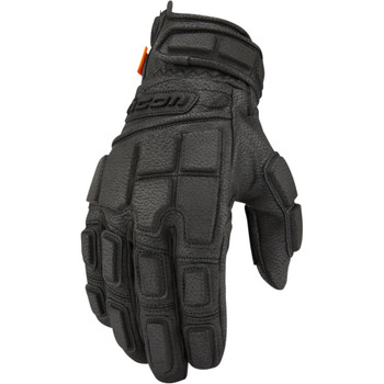 Icon Mens Motorhead 3 Gloves - Black