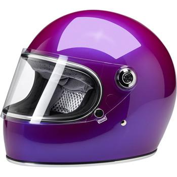 Biltwell Gringo S DOT/ECE Helmet - Metallic Grape