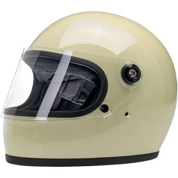 Biltwell Gringo S DOT/ECE Helmet - Gloss Vintage White