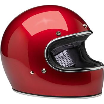 Biltwell Gringo ECE Helmet - Metallic Cherry Red
