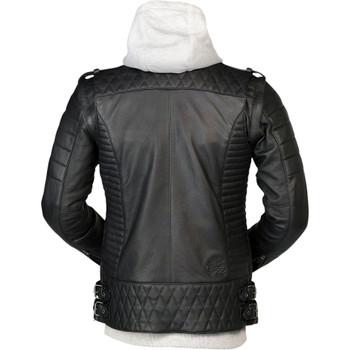 Z1R Women's Ordinance 3-in-1 Leather Jacket