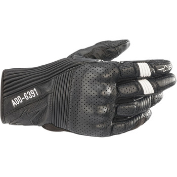 Alpinestars Kei Leather Gloves - Black