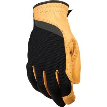 Z1R Ward Gloves - Black/Tan