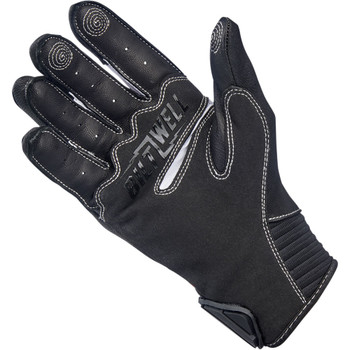 Biltwell Bridgeport Gloves - Red/Black