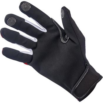 Biltwell Anza Gloves - Red/Black